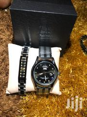 Fresh in Box Black Rolex Watch With Bracelet | Jewelry for sale in Greater Accra, Dansoman