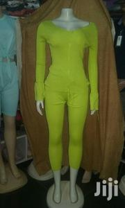 Lemon Green Top N Down | Clothing for sale in Central Region, Gomoa West