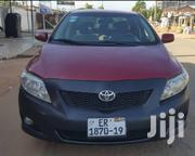 Toyota Corolla 2010 Red   Cars for sale in Greater Accra, Teshie-Nungua Estates