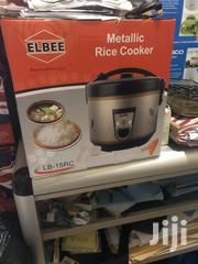 Elbee (Metalic Rice Cooker) | Kitchen Appliances for sale in Greater Accra, Adabraka