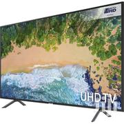 Samsung UE55NU7100 55inches 4K Ultra HD Certified HDR Smart TV | TV & DVD Equipment for sale in Greater Accra, Adabraka