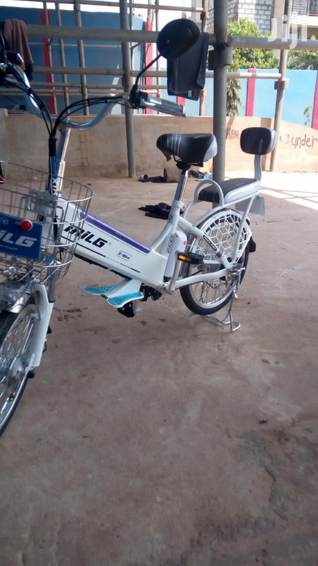 Archive: Electronic Bicycle