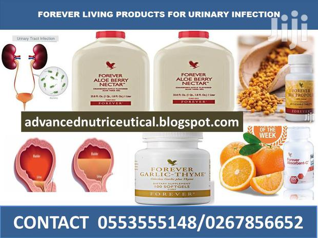 Forever Living Products for Urinary Tract Infections