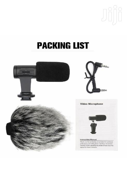 Video Microphone For Phone Ans Camera