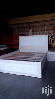 Foreign Mattress Double Bed Size With Side Drawer | Furniture for sale in Greater Accra, Abelemkpe