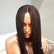 Super Neat Rasta Braided Wig Micro Twist Wig   Hair Beauty for sale in Greater Accra, East Legon