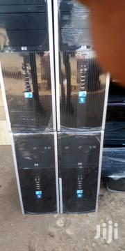 Desktop Computer HP EliteDesk 800 4GB Intel Core 2 Duo HDD 500GB | Computer Hardware for sale in Greater Accra, Achimota