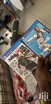 FIFA 19 And 2k19 Together For A Cool Price | Video Games for sale in Greater Accra, Nungua East