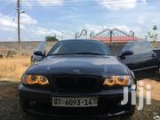 BMW 318i 2006 Black   Cars for sale in Greater Accra, Tema Metropolitan