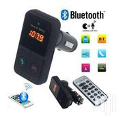 Wireless Bluetooth FM Transmitter Modulator Car Kit MP3 Player SD USB   Vehicle Parts & Accessories for sale in Eastern Region, Asuogyaman