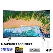 Samsung 49 Inch Smart 4K UHD TV (2019) UA49RU7300 | TV & DVD Equipment for sale in Greater Accra, Adabraka