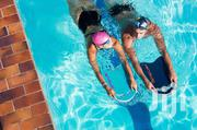 Large Swimming Kickboard Blue Black | Sports Equipment for sale in Greater Accra, Achimota