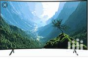 Samsung RU7300 Curved Smart 4K UHD TV 55 Inches | TV & DVD Equipment for sale in Greater Accra, Adabraka