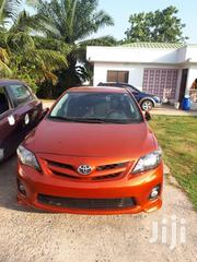 Toyota Corolla 2013 Orange | Cars for sale in Greater Accra, East Legon