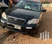 Toyota Corolla 2008 Black | Cars for sale in Greater Accra, Adenta Municipal