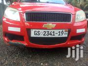 Chevrolet Aveo 2010 1LT Red   Cars for sale in Greater Accra, Okponglo