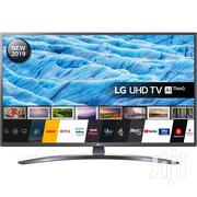 Original LG Uhd 4K Hdr Smart Webos Thinq Ai Satellite LED TV 65 Inches | TV & DVD Equipment for sale in Greater Accra, Adabraka