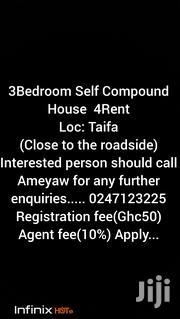 3bedroom Self Compound House 4rent at Taifa   Houses & Apartments For Rent for sale in Greater Accra, Achimota
