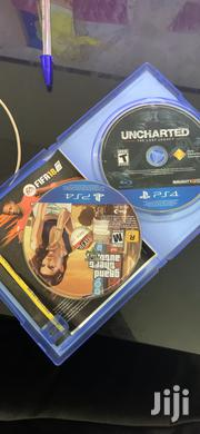 Ps4 GTA V And Uncharted | Video Games for sale in Greater Accra, Adenta Municipal
