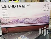 Samsung Smart Uhd 4K Digital Satellite Tv 43 Inches | TV & DVD Equipment for sale in Greater Accra, Accra Metropolitan