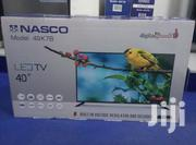 New Nasco 40 Inches D Digital Satellite LED TV | TV & DVD Equipment for sale in Greater Accra, Accra Metropolitan