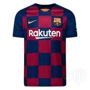 2019/2020 Barcelona Home Jersey   Clothing for sale in Greater Accra, North Ridge