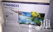 "New Nasco 40"" HD Digital Satellite LED TV 