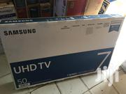 """Samsung Ue50nu7090 - 50"""" LED Smart Wi-fi Sat 4K Ultra HD TV   TV & DVD Equipment for sale in Greater Accra, Asylum Down"""