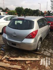 Nissan Versa 2010 1.8 S Hatchback Silver | Cars for sale in Ashanti, Kumasi Metropolitan