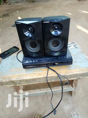A Slightly Used Home Theatre For Sale At An Affordable Price