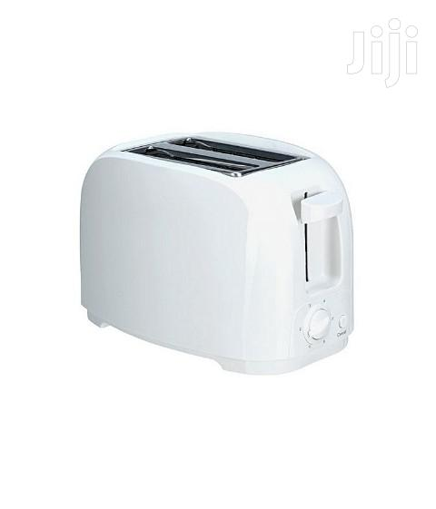 Two Slice Electronic Toaster