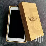 New Samsung Galaxy S5 16 GB White | Mobile Phones for sale in Greater Accra, Adabraka
