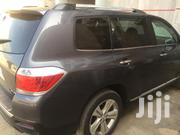 Toyota Highlander 2013 Gray | Cars for sale in Greater Accra, Ga South Municipal