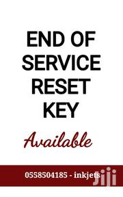 Epson Printer End of Service Reset Key | Printers & Scanners for sale in Greater Accra, Adenta Municipal