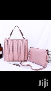 Ladies Hand Bags Diamond Dotted | Bags for sale in Greater Accra, Adenta Municipal