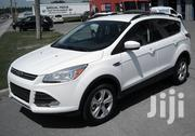 Ford Escape 2014 S 4dr SUV (2.5L 4cyl 6A) White | Cars for sale in Greater Accra, Dansoman