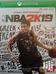 Nba 2K19 Xbox One | Video Games for sale in Greater Accra, East Legon