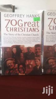 70 Great Christians By Geoffrey Hanks | Automotive Services for sale in Greater Accra, Alajo