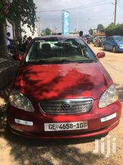 Toyota Corolla LE 2007 Red | Cars for sale in Greater Accra, Achimota