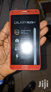 New Samsung Galaxy Note 4 32 GB Red | Mobile Phones for sale in Greater Accra, Burma Camp