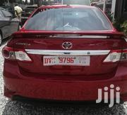 Toyota Corolla 2012 Red | Cars for sale in Greater Accra, Airport Residential Area