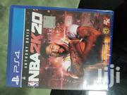 NBA 2k 20 For PS4   Video Games for sale in Greater Accra, Ga South Municipal