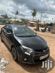 Toyota Corolla 2014 Black | Cars for sale in Central Region, Agona West Municipal
