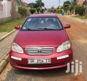Toyota Corolla 2000 X 1.3 Automatic Red | Cars for sale in Brong Ahafo, Kintampo North Municipal