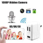 Mini WIFI 1080P Hidden Spy Camera Wall Charger Wireless USB Nanny Cam | Cameras, Video Cameras & Accessories for sale in Greater Accra, Accra Metropolitan