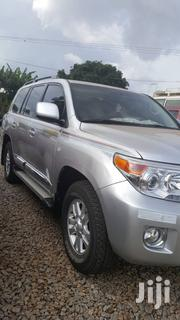 Toyota Land Cruiser 2010 Silver | Cars for sale in Greater Accra, Kwashieman
