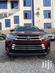 Toyota Highlander 2018 XLE 4x4 V6 (3.5L 6cyl 8A) Red | Cars for sale in Greater Accra, Achimota