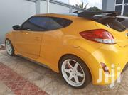 Hyundai Veloster 2012 Automatic Yellow | Cars for sale in Greater Accra, Ga West Municipal