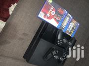 Ps4 With 2 Pads And 2 Game Disc   Video Game Consoles for sale in Greater Accra, East Legon