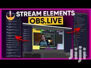 Obs Softwere For Live Streaming For Your Church And Programs | Audio & Music Equipment for sale in Greater Accra, Achimota